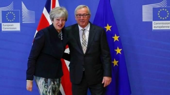 """Brüsseldə """"Brexit"""" danışıqları nəticəsiz başa çatdı"""