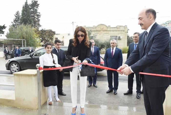 Maştağa Mədəniyyət Mərkəzinin yeni binası istifadəyə verilib - Fotolar