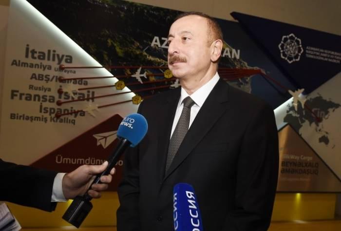 La chaîne de télévision Rossia-24 a diffusé un reportage sur le Salon Bakutel-2017