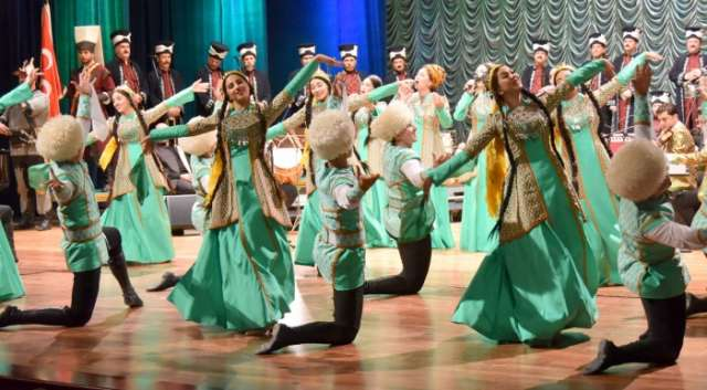 UNESCO recognizes Turkmen singing & dancing rite as Intangible Cultural Heritage