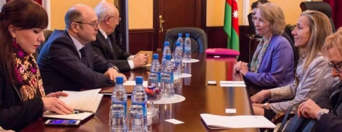 Les relations énergétiques azerbaïdjano-britanniques au menu des discussions