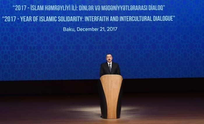 """İlham Əliyev: """"Ölkədə çox ciddi islahatlar aparılır"""""""