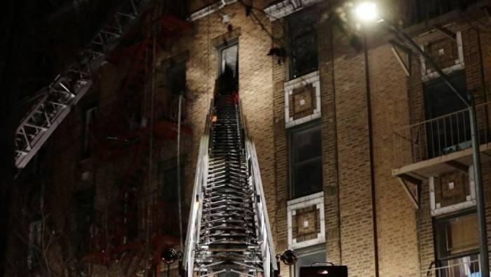 Nyu-Yorkda faciə: Azı 12 nəfər ölüb