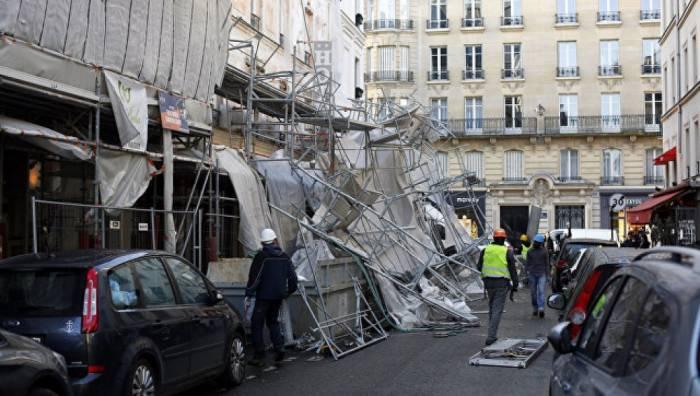 Qasırğa Fransaya 200 milyon ziyan vurub