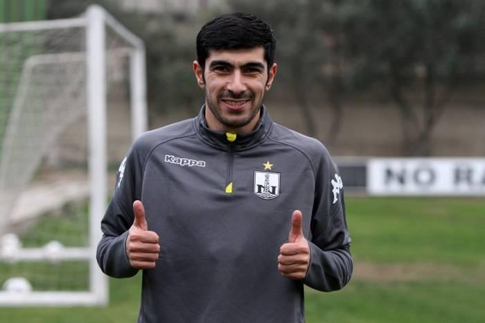 """""""Neftçi""""dən yeni transfer"""