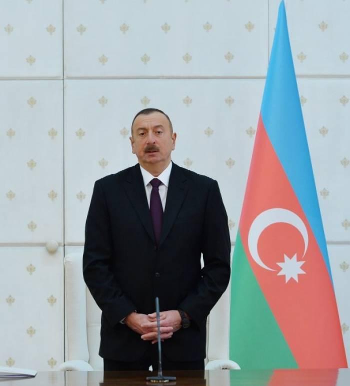 Aserbaidschans Präsident: In diesem Jahr müssen mindestens 20.000 Binnenvertriebenen in neue Häuser und Wohnungen umziehen