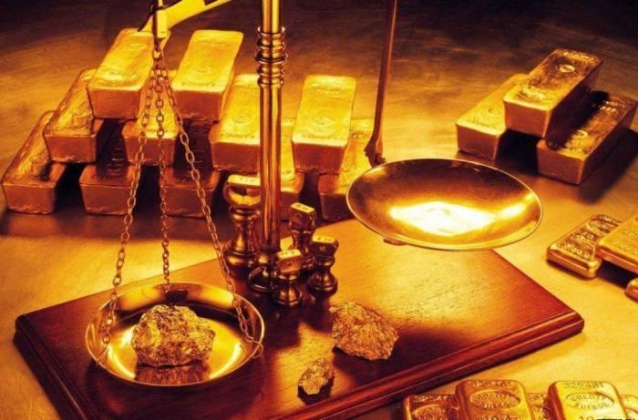 Azərbaycanda 1404 qızıl alverçisi var
