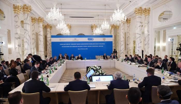 La 4ème réunion ministérielle en marge du Conseil consultatif sur le Corridor gazier Sud a été annoncée