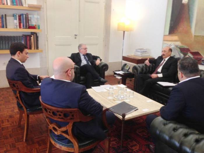 Aserbaidschan und Portugal werden eine Absichtserklärung über Entwicklung kultureller Beziehungen unterzeichnen
