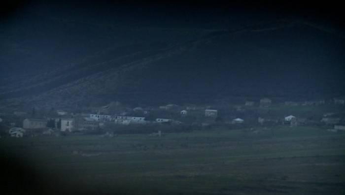 Ermənilərin Talış kəndi ilə bağlı yalanı - FOTO