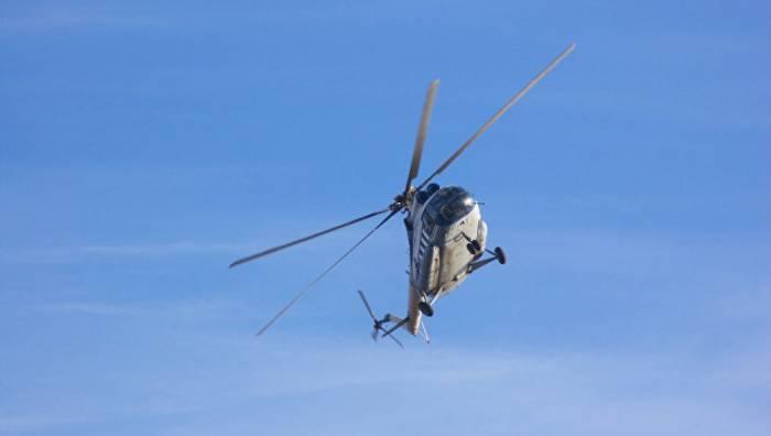 Ukraynada helikopter qəzası: 4 ölü