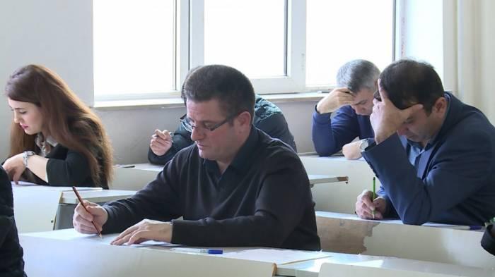 Vəkilliyə namizədlərin imtahan nəticələri açıqlandı