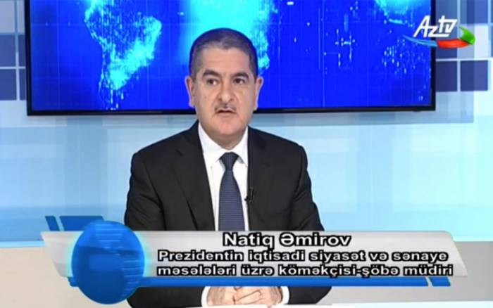 """Natiq Əmirov: """"Prezident qarşıya qəti vəzifə qoyub"""" (MÜSAHİBƏ)"""