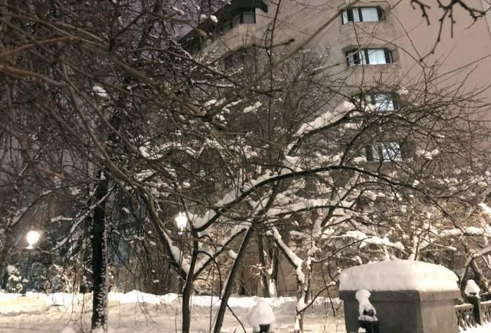 Moskvada qasırğa xəbərdarlığı elan olundu