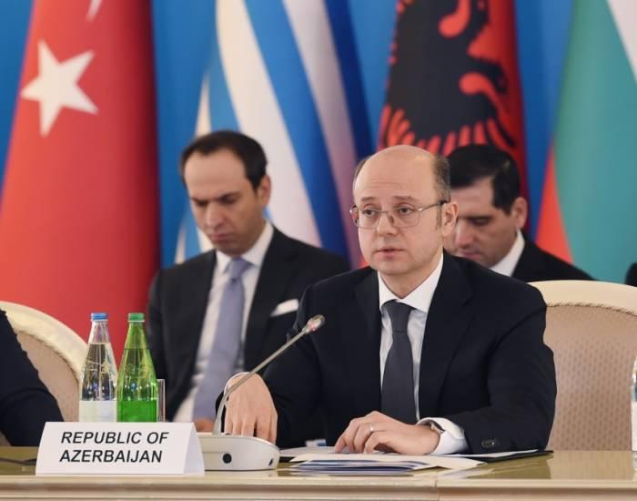 """""""Cənub Qaz Dəhlizi""""nin icrası qanedici səviyyədədir - Nazir"""