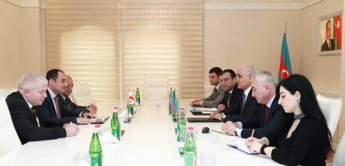 Azərbaycanla Gürcüstan arasında ticarət dövriyyəsi 17 faiz artıb
