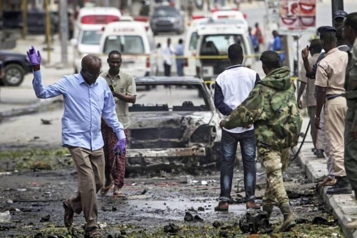 Somalidə partlayış, azı 20 nəfər ölüb