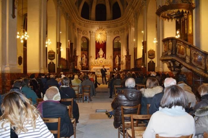 Parisdə Xocalı qurbanlarının xatirəsinə konsert - Fotolar