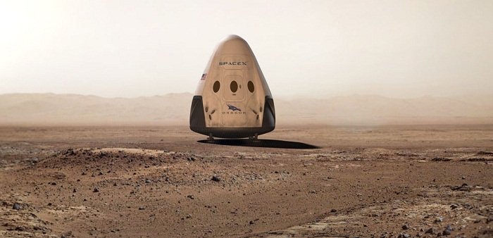 Elon Musk dévoile son plan pour gagner Mars