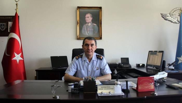 Türkiyənin ordu generalı Azərbaycana gəlib