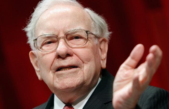 Apple es ahora una de las mejores acciones de Warren Buffett