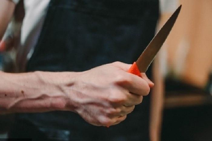 Sumqayıt sakini başından bıçaqlanıb
