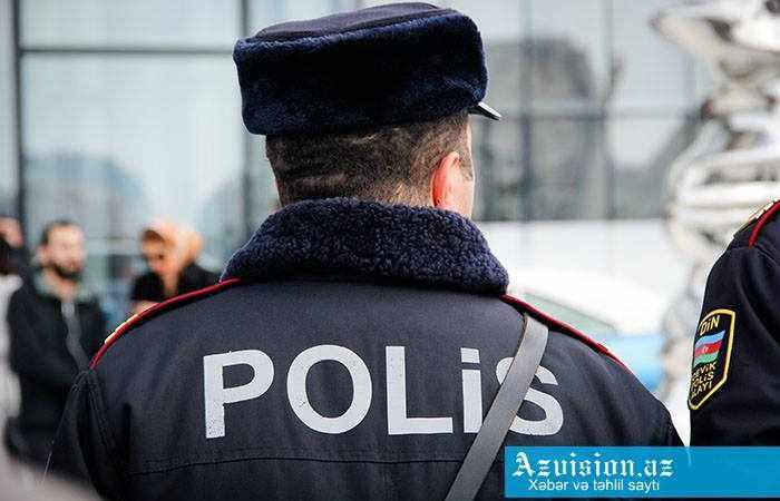 Polis bir gündə 47 cinayətkarı tutub