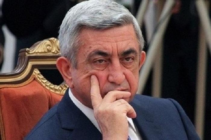 Sarkisyan xəstədir - Mətbuat katibi təsdiqlədi