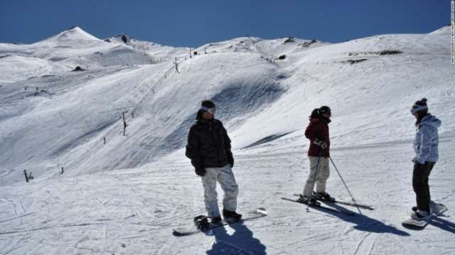 Central Chile to endure unusual snow, record cold this weekend