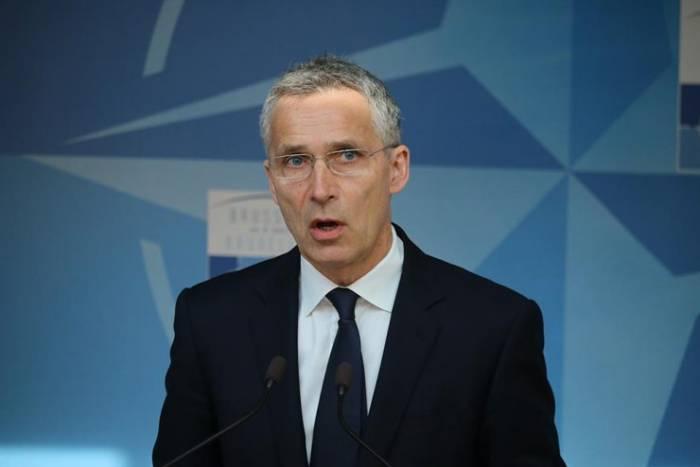 L'Otan renouvelle le mandat de Jens Stoltenberg jusqu'en 2020