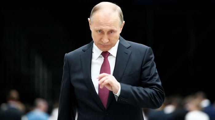 Putin 11-ci qubernatoru da işdən çıxardı
