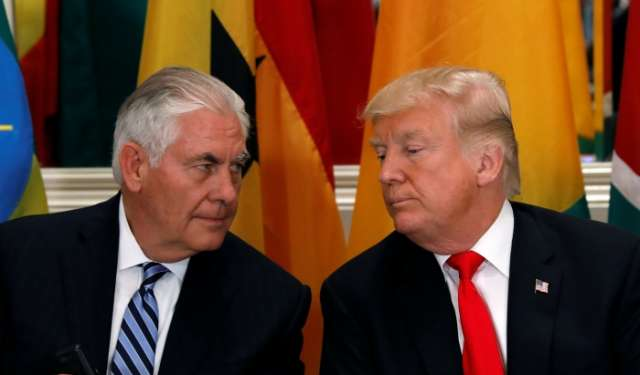 Changes to Iran deal could come next week – Tillerson