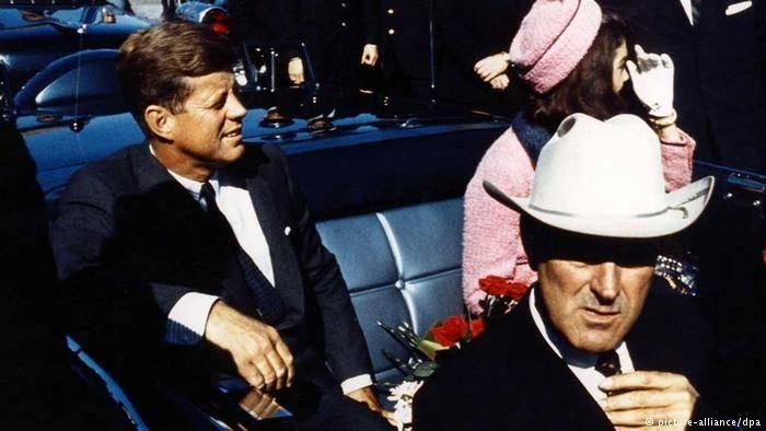 Mord an Kennedy: Wird die CIA die Veröffentlichung der Geheimdienstakten wieder verhindern?