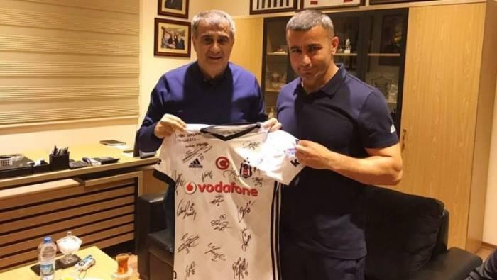 """""""Qarabağ"""" """"Beşiktaş""""la yoldaşıq görüşü keçirəcək"""