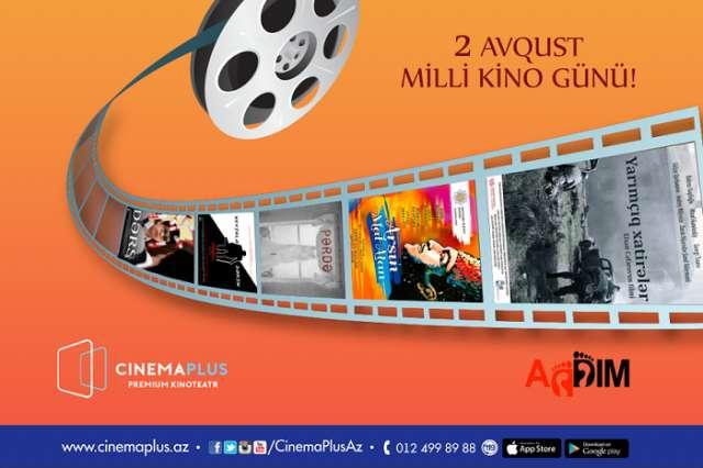 """CinemaPlus"" ""Milli kino Günü""nü qeyd edir - VİDEO"