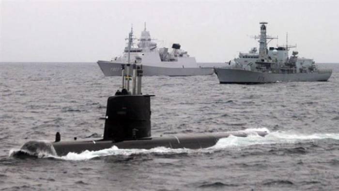 La Turquie organise des exercices navals de l'OTAN