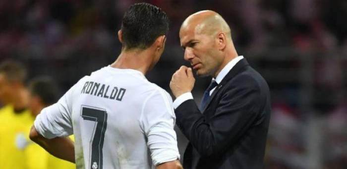 Zidane tente de dissuader Ronaldo de quitter le Real