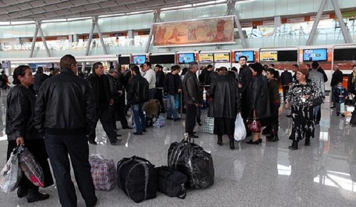 Ermənistan əhalisinin sayı kəskin azalır