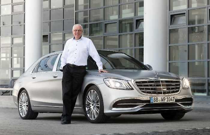 17 Jahre Herr der Mercedes S-Klasse