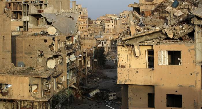 Defensa ruso entrega al CICR lista de poblaciones sirias más necesitadas de ayuda