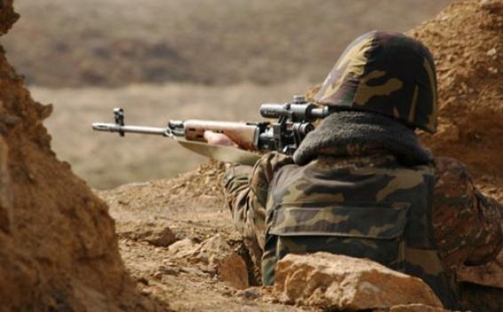 Los armenios siguen violando el alto el fuego