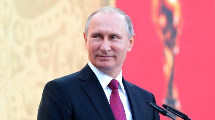 Hacia el Mundial 2018: Putin da inicio al Tour del Trofeo más largo de la historia