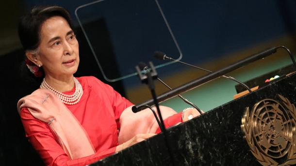 La presidenta de Birmania (Myanmar) no acude a la Asamblea General de la ONU