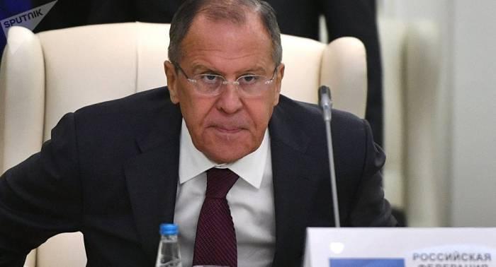 Lavrov inicia su amplia agenda en la Asamblea General de la ONU