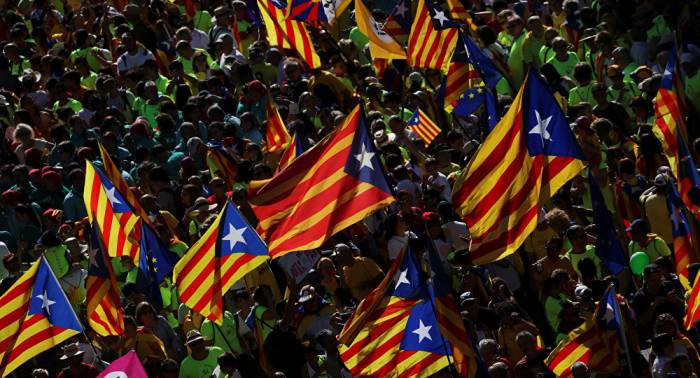 """Líder de los socialistas catalanes: el 1 de octubre será un """"simulacro de votación"""""""