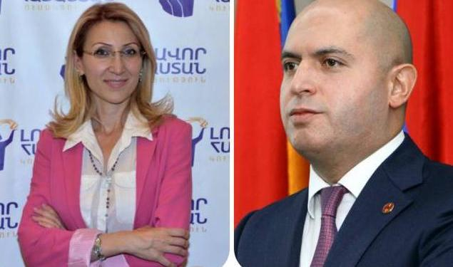 Los diputados armenios llegan hoy a Bakú
