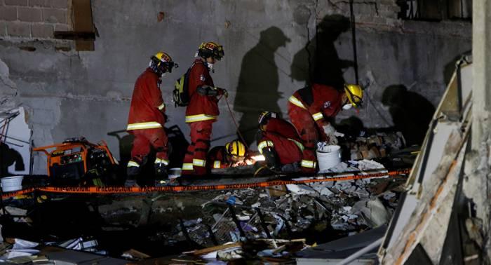 Aumenta a 286 el número de muertos en México por el sismo del 19 de septiembre