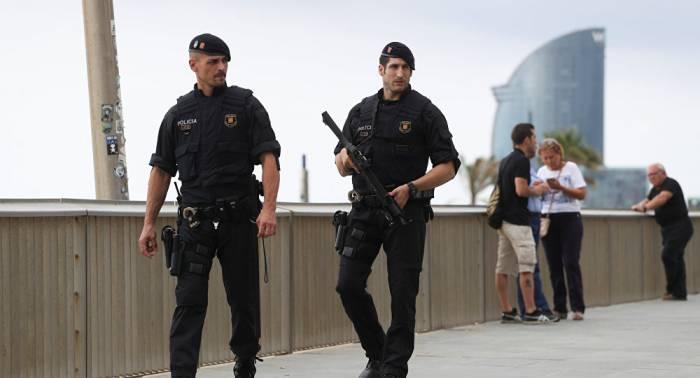 Detienen a un sospechoso de colaborar con la célula terrorista de Barcelona y Cambrils