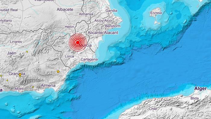 España: Un sismo de 3,0 alerta a varias localidades de Murcia