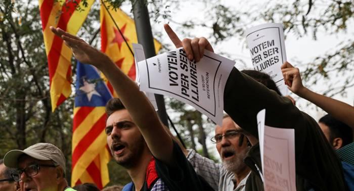 Kremlin: la situación en Cataluña es un asunto interno de España